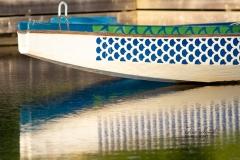 Dragonboat Reflection