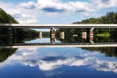 Refections of a Bridge