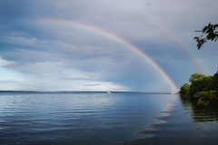 Rainbows on the Horizon