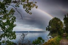Massassauga Point Rainbow