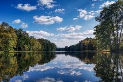 Kayaking Beautiful Reflections