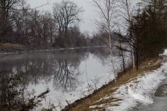 Canal Fog